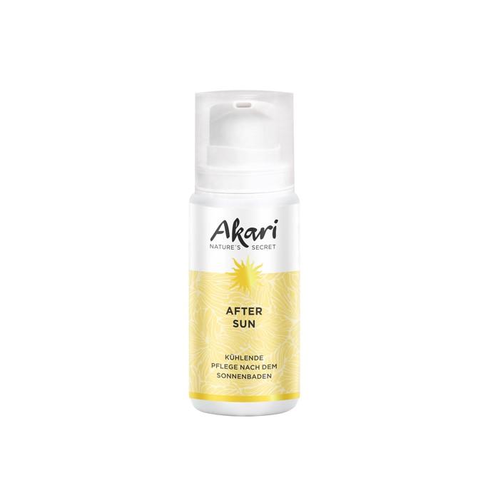 Sonnencreme und Farböle mit Akari 6