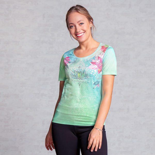 Shirt Waterlily, Größe XS   S   M 1