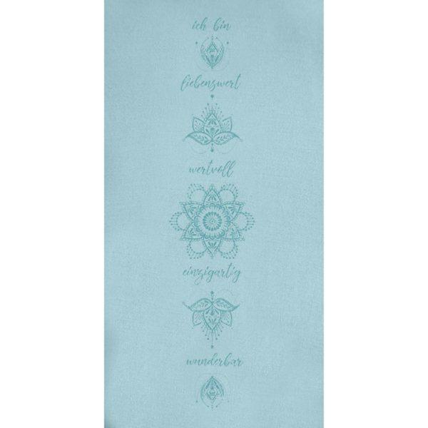 Langarm-Shirt Bambus Größe XS | S | L, Blue-Breeze 2