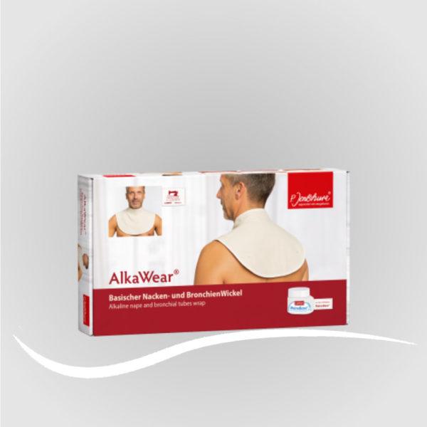 Basischer Nacken u. Bronchienwickel® Gr. 1 70-85 cm