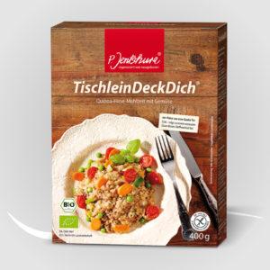 TischleinDeckDich® BIO