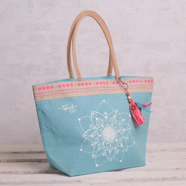 Lady-Shopper türkis 1