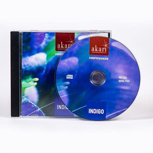 Farbklang CD, indigo 1