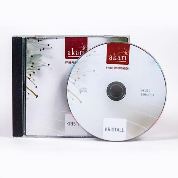 Farbklang CD, kristall 1