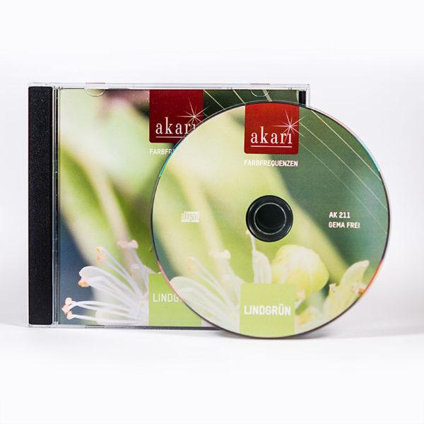 Farbklang CD, lindgrün 1