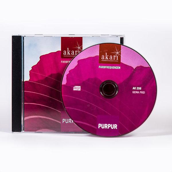 Farbklang CD, Purpur