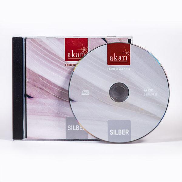 Farbklang CD, silber 1