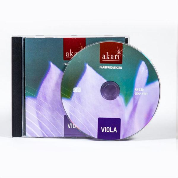 Farbklang CD, viola 1