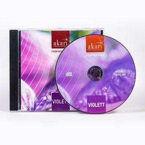 Farbklang CD, violett