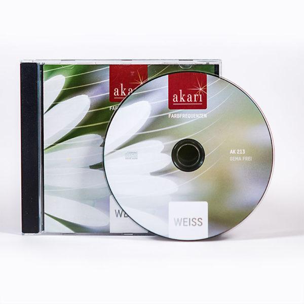 Farbklang CD, weiß 1