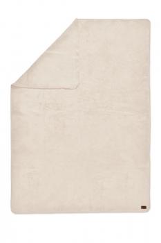 Biophotonen-Kuscheldecke UNIFARBEN creme 200 cm x 150 cm 1