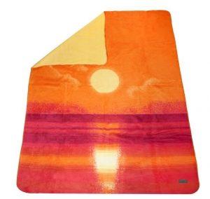 Biophotonen-Kuscheldecke Sonnenaufgang 200 cm x 150 cm