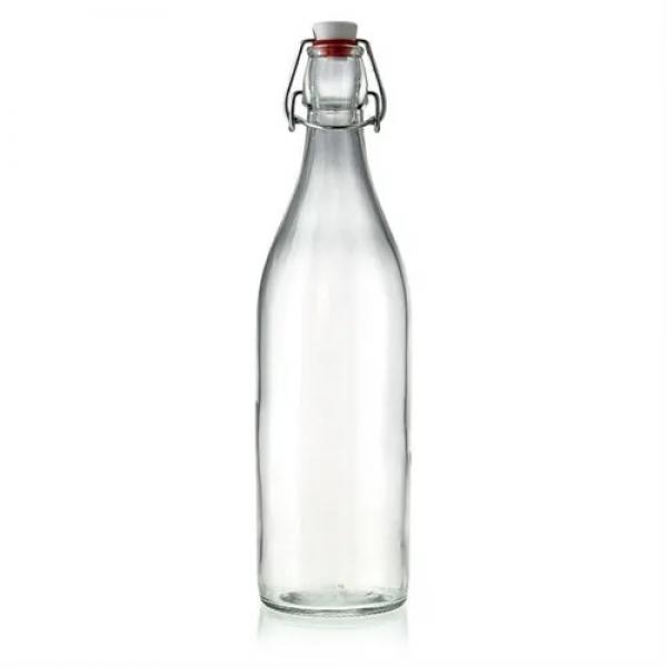 Biophotonen-Glasflasche 1,0 Liter 1