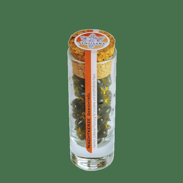Nachtkerzen Ölkapseln (vegan) - 50 Stück 1