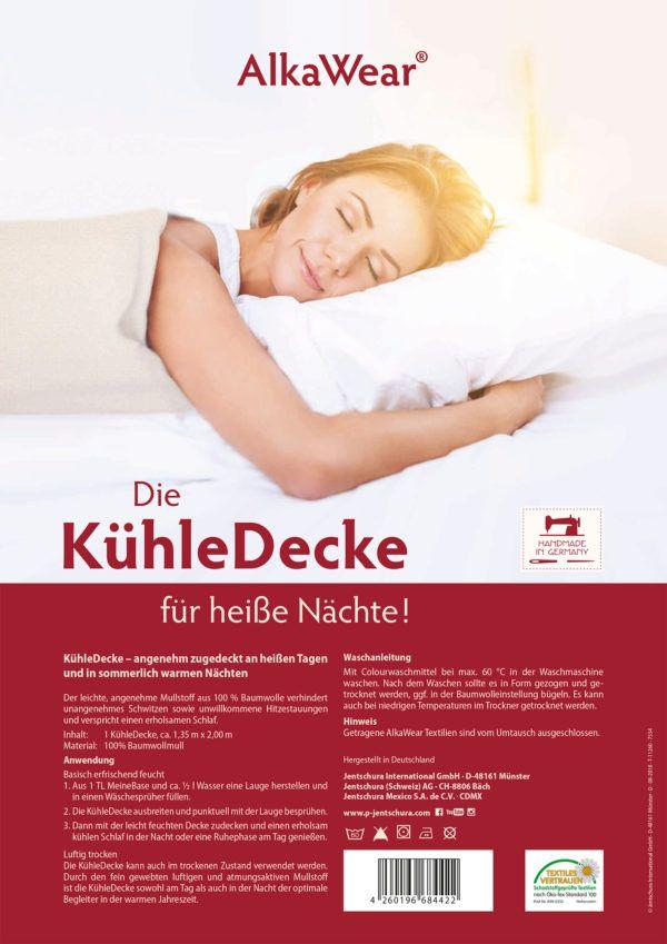 KühleDecke, 1,35 x 2,00 m 1