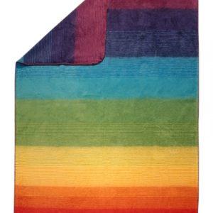Biophotonen-Kuscheldecke - Chakra - 200 cm x 150 cm