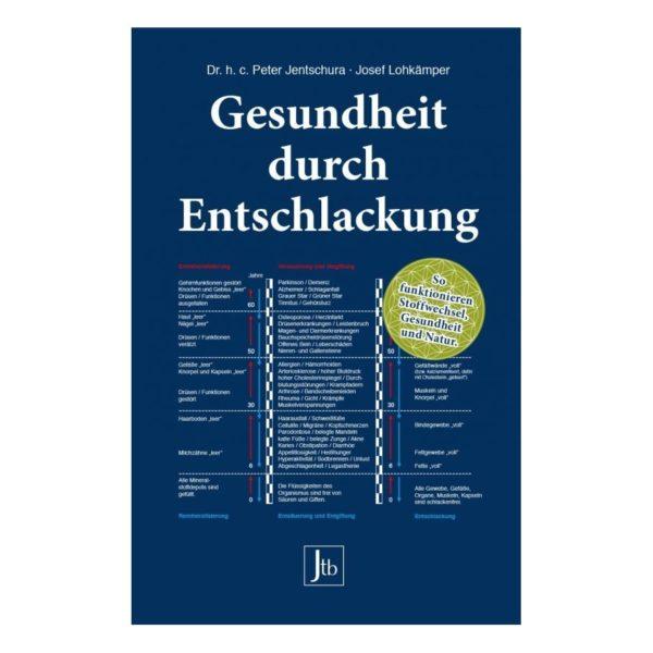 """Peter Jentschura """"Gesundheit durch Entschlackung"""" 1"""